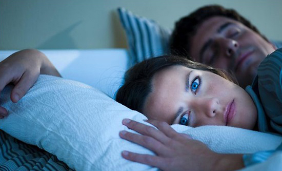 Alvászavar stressz miatt