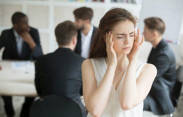 Meglepő stressz tünetek